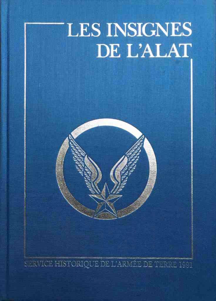 ALAT Badges_Cover_Service Historique de l'Armée de Terre 1991