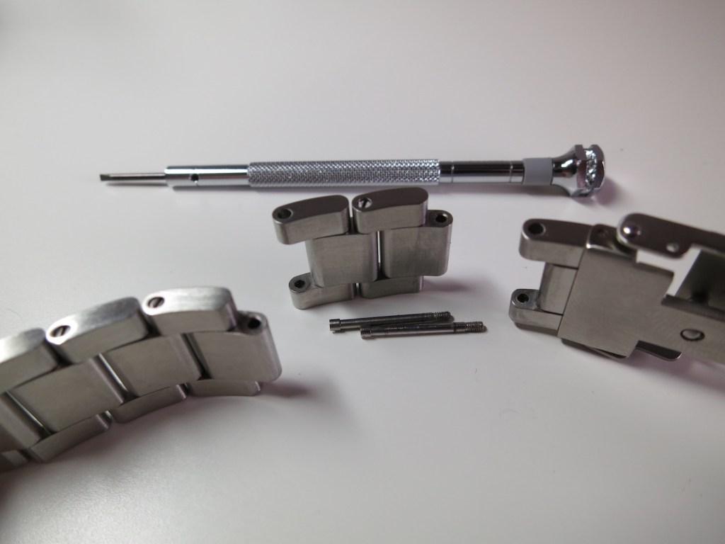 Direnzo DRZ 03 Steel strap links