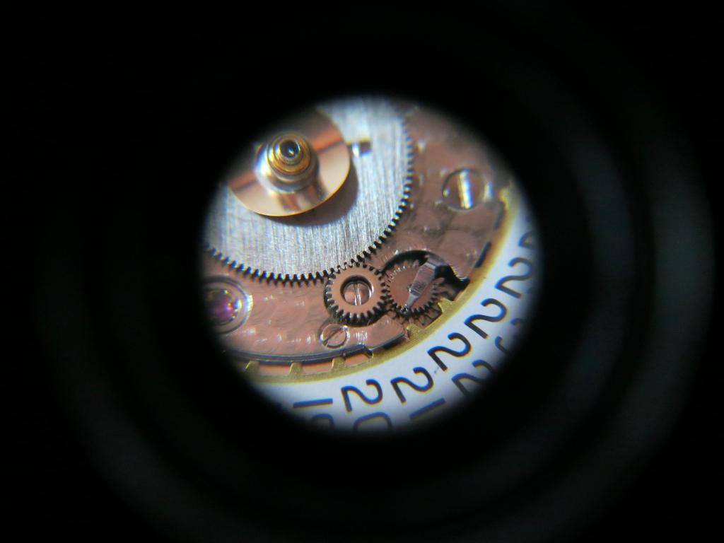 YEMA 3000 GMT   Date and GMT wheel corrector