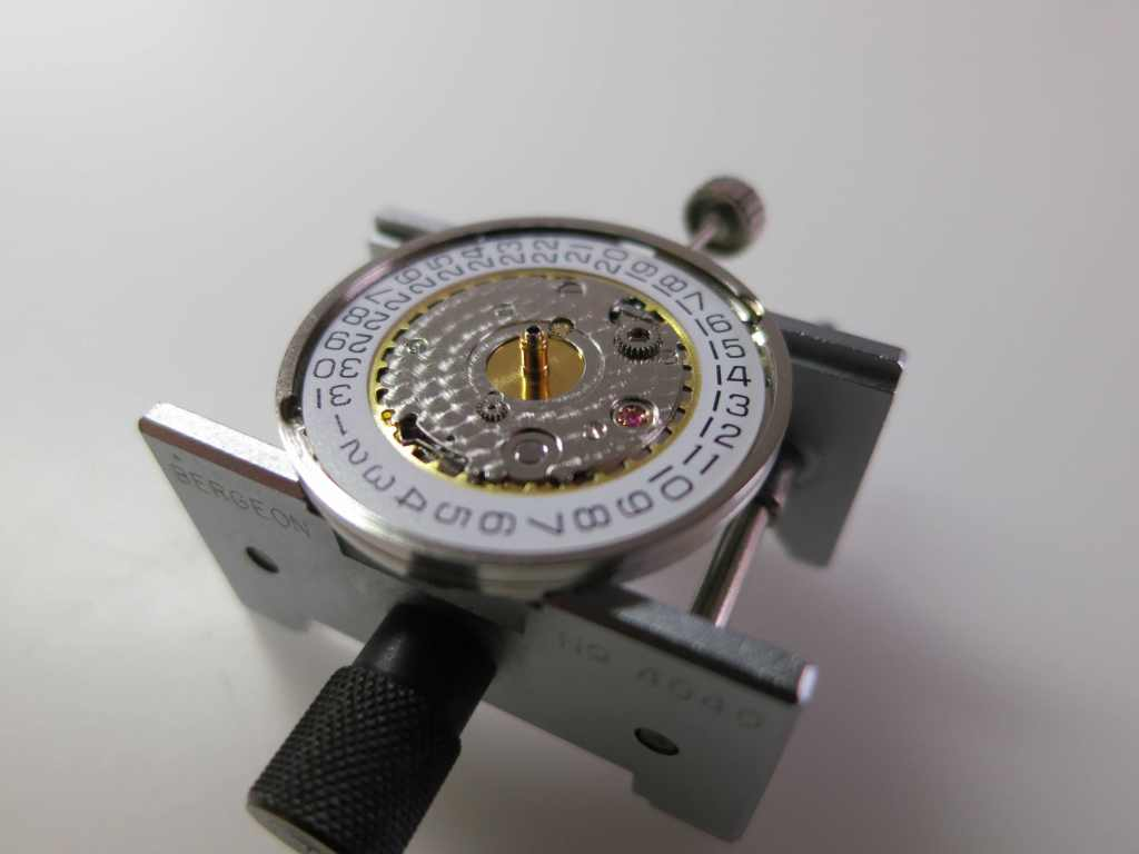 YEMA 3000 GMT | Minuterie bridge.