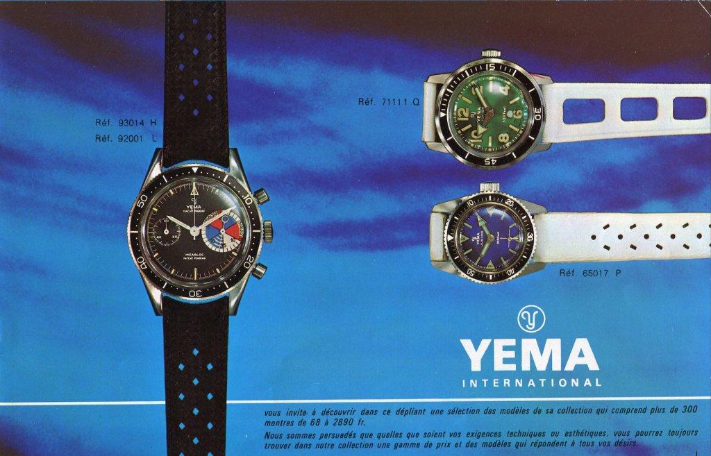 YEMA Yachtingraf 93014 L - 1969