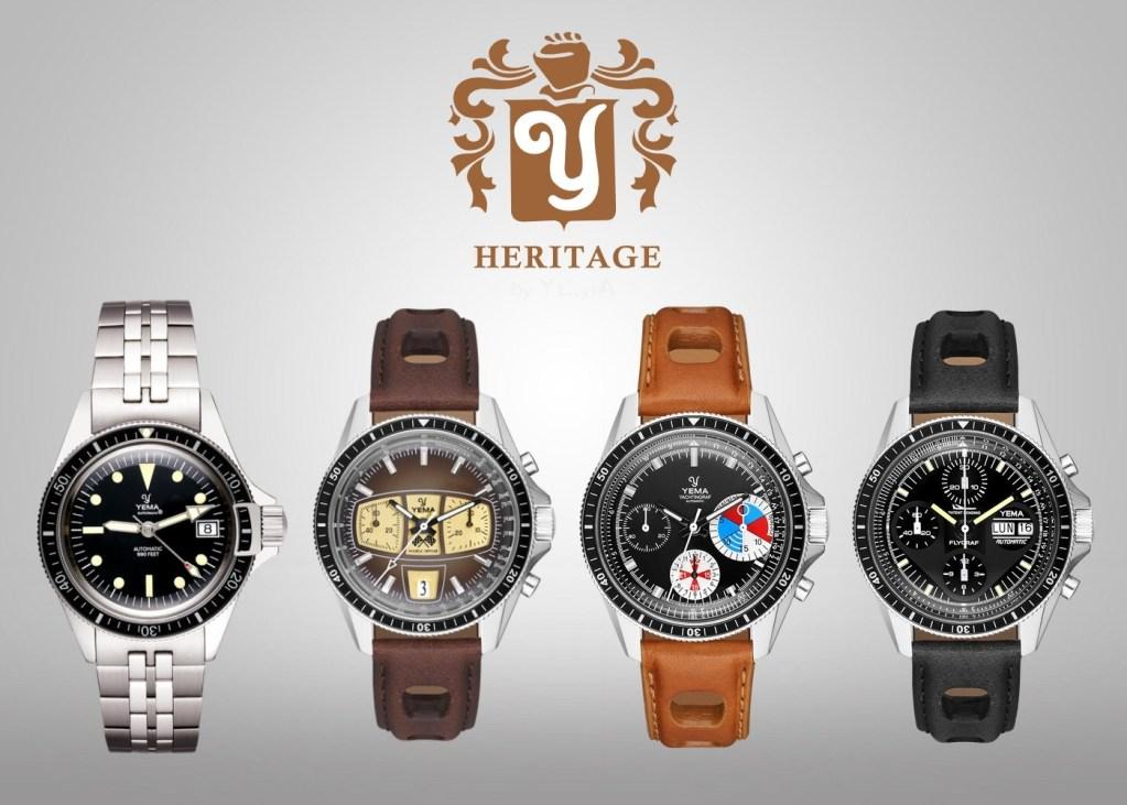 YEMA Heritage Collection 2019