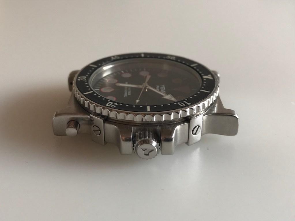 YEMA Navygraf Scuba Diver   Crown with engraved YEMA logo - Jerry
