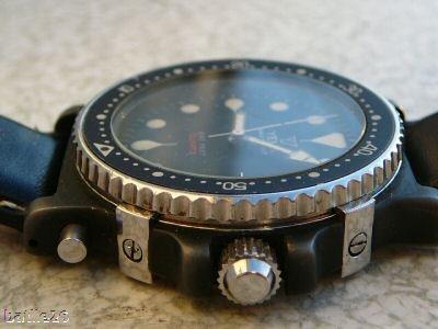 """YEMA Navygraf 3 T9 043 6 """"Black case"""""""