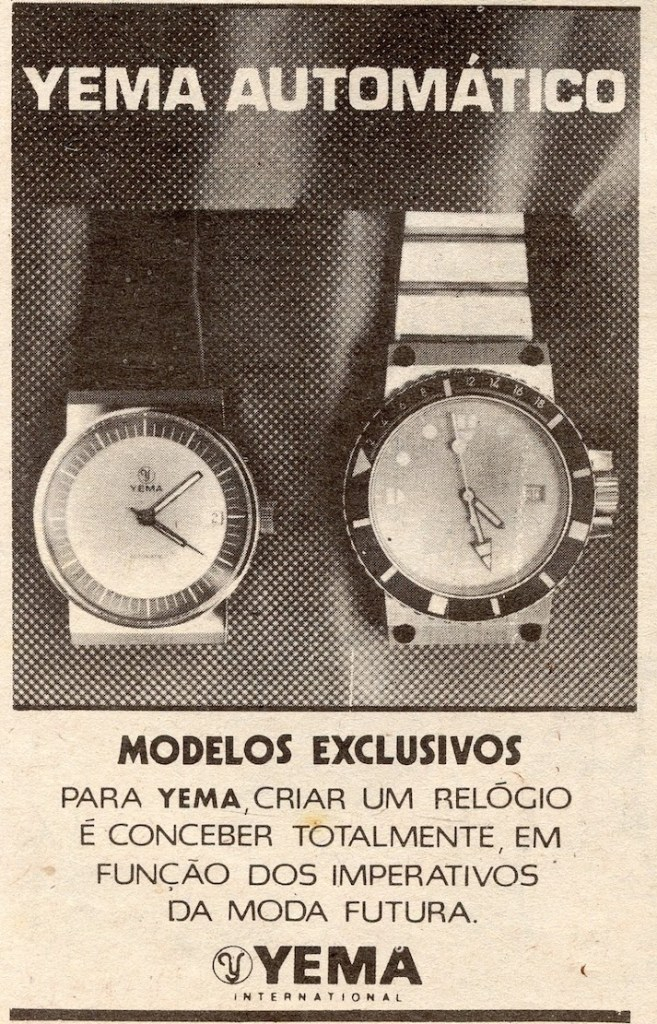 YEMA International Advertising. YEMA Automatico