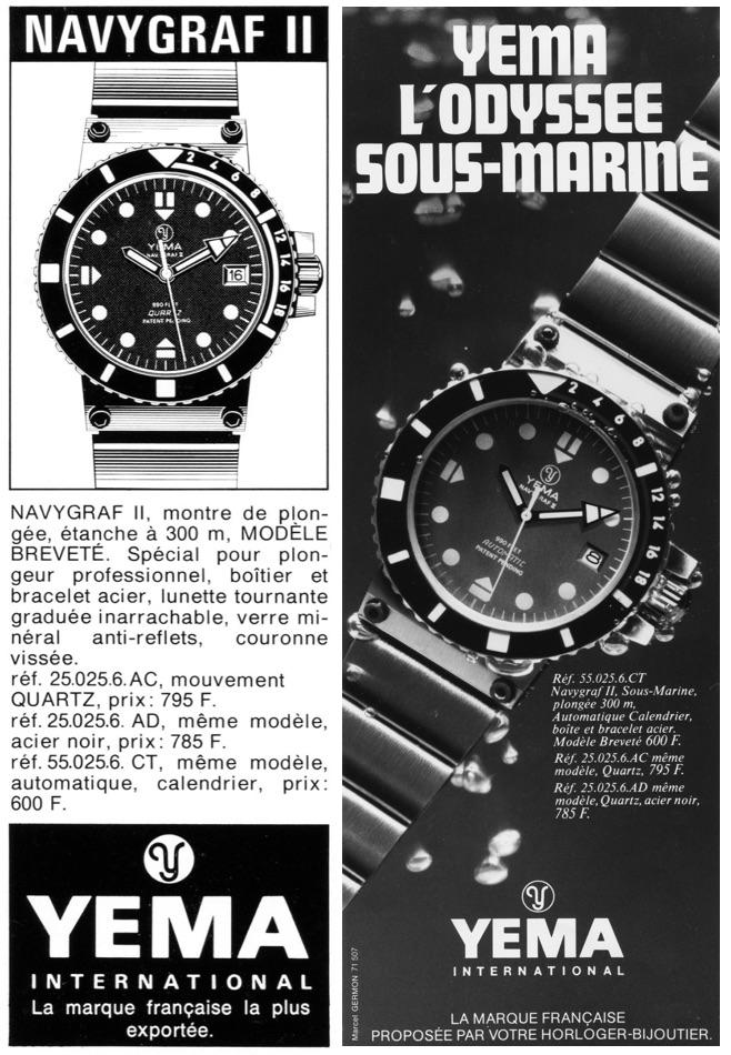 YEMA Advertising - Navygraf II 25.025.AC