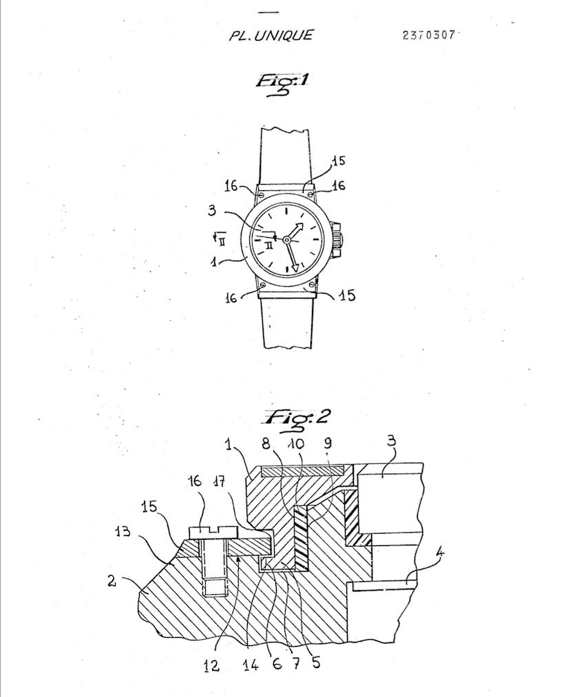 YEMA Navygraf II | Patent 2370307