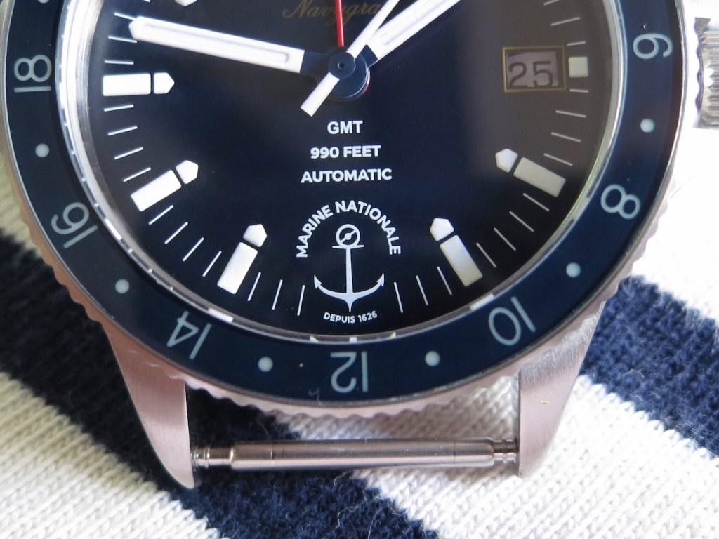 YEMA Navygraf Marine Nationale - The French Navy anchor
