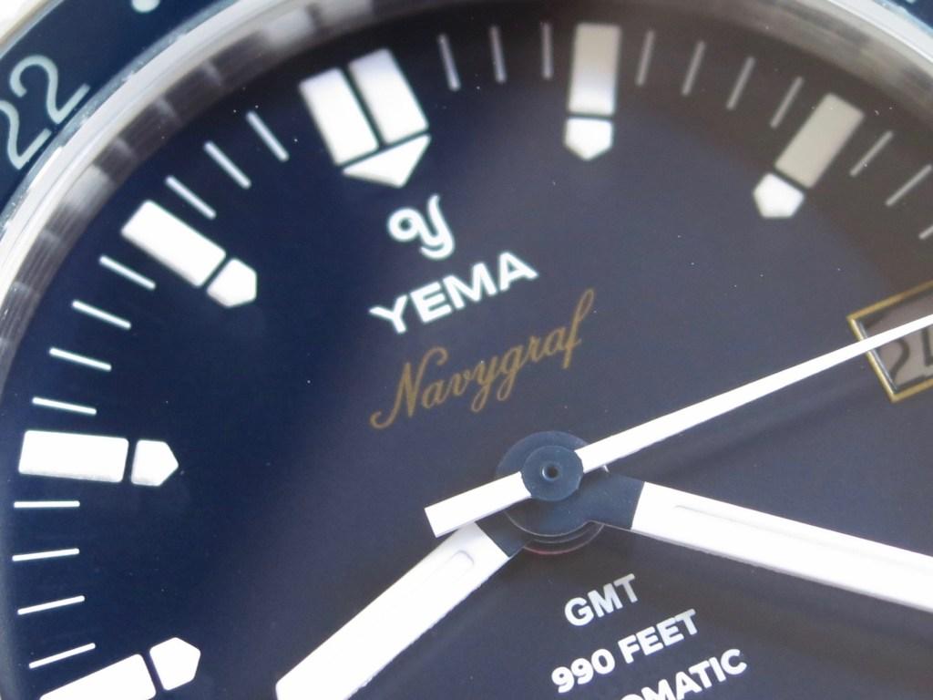 YEMA Navygraf Marine NAtionale - Golden Navygraf mention