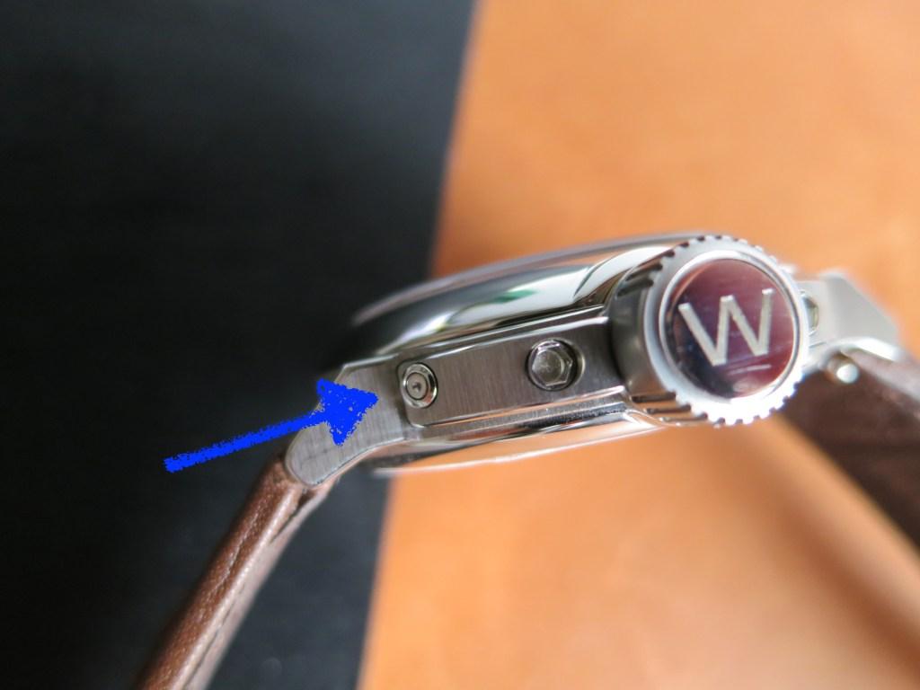 WALTHAM Field & Marine - Dual Time setting pusher - Jerry