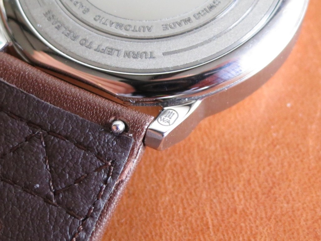 WALTHAM Field and Marine - Watch Angels signed lug - credit Jerry